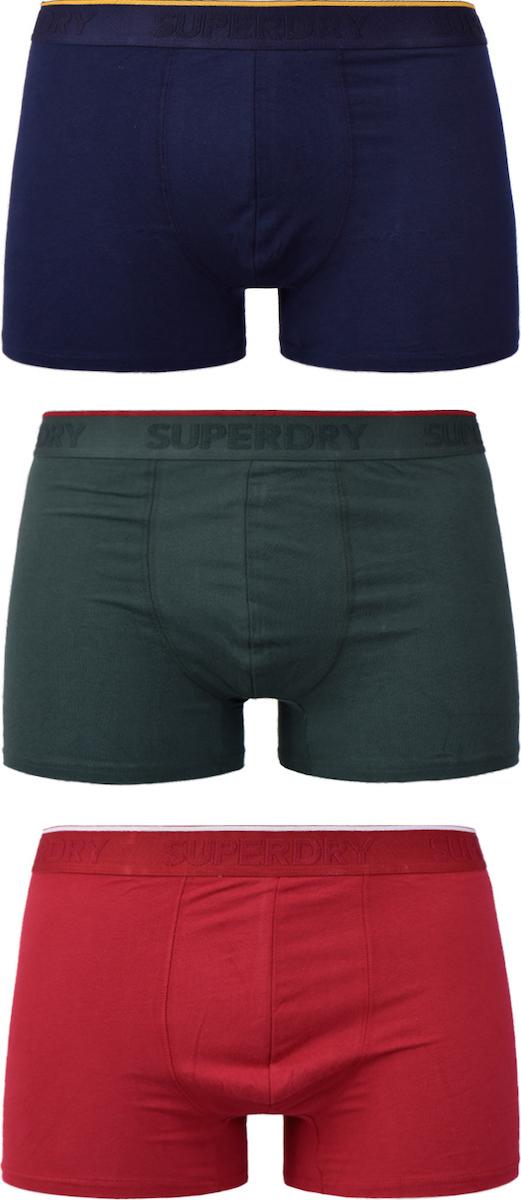20210331163225 superdry andrika boxer 3pack m3110082a 4jg navy prasino kokkino
