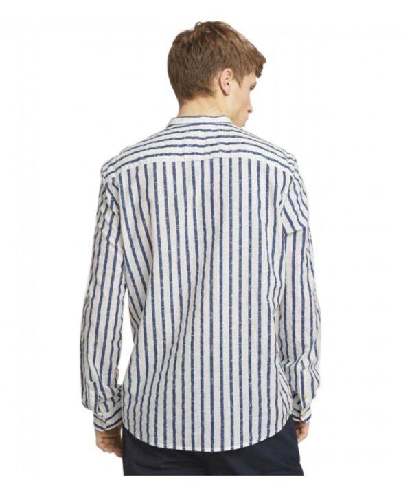 tom tailor men shirt 1025146 26697 white 2